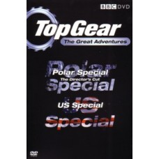 Top Gear (Polar Special & US Special) [2DVD]