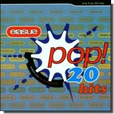 Erasure Pop!: The First 20 Hits [CD]