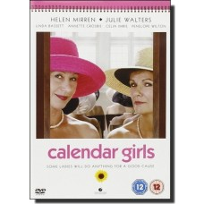 Calendar Girls [DVD]