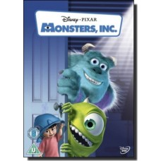 Monsters Inc. [DVD]
