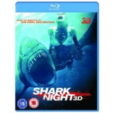 Shark Night [3D Blu-ray]