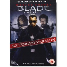 Blade: Trinity [Extended Version] [2DVD]