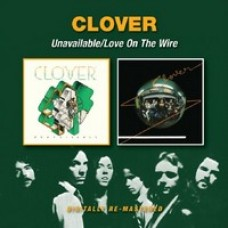 Unavailable / Love On the Wire [CD]