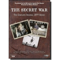 The Secret War: The Complete Original Series [2DVD]