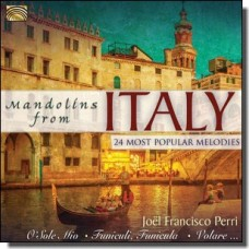 Mandolins from Italy [CD]