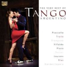 The Very Best of Tango Argentino [CD]