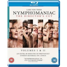 Nymphomaniac Volumes I & II [The Director's Cut] [2x Blu-ray]
