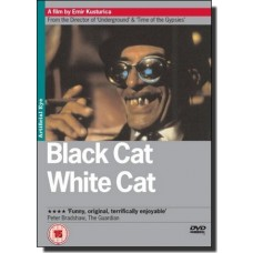Black Cat, White Cat | Crna macka, beli macor [DVD]