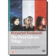 The Three Colours Trilogy [4DVD]