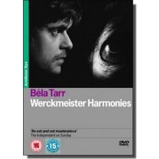 Werckmeister Harmonies | Werckmeister harmóniák [DVD]