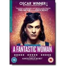A Fantastic Woman | Una Mujer Fantástica [DVD]