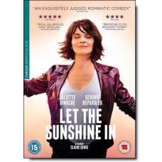 Let The Sunshine In / Un beau soleil intérieur [DVD]