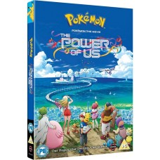 Pokémon - The Movie: The Power of Us [DVD]