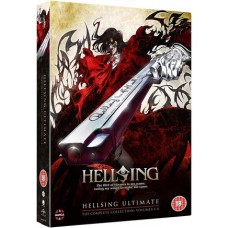 Hellsing Ultimate: Volume 1-10 Collection [8DVD]