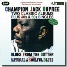 Two Classic Albums Plus 40s & 50s Singles [2CD]