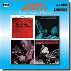 Four Classic Albums (Peckin Time / Soul Station / Roll Call / Wor) [2CD]