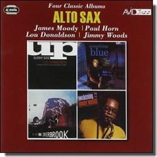 Alto Sax - Four Classic Albums [2CD]