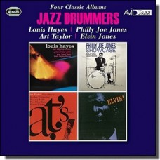 Jazz Drummers - Four Classic Albums [2CD]