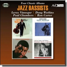 Jazz Bassists - Four Classic Albums [2CD]