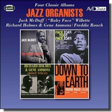 Jazz Organists - Four Classic Albums [2CD]
