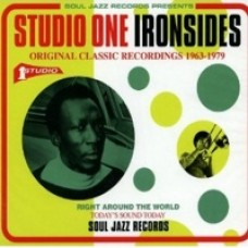 Soul Jazz Records Presents: Studio One Ironsides [2CD]