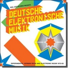 Soul Jazz Records Presents: Deutsche Elektronische Musik [2CD]