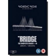 The Bridge | Bron | Broen: The Complete Series I-IV [13DVD]