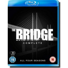 The Bridge | Bron | Broen: The Complete Series I-IV [9Blu-ray]