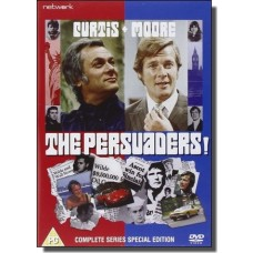 The Persuaders!: The Complete Series [9DVD]