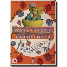 Monty Python's Flying Circus: The Complete Series 1 [3x DVD]