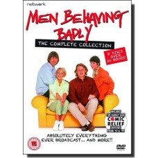 Men Behaving Badly: The Complete Collection [8DVD]