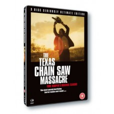 The Texas Chain Saw Massacre [Seriously Ultimate Edition] [3DVD]