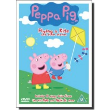 Peppa Pig: Flying a Kite and Other Stories [DVD]