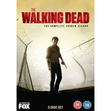 The Walking Dead: Seasons 4 [5DVD]