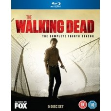 The Walking Dead: Seasons 4 [5Blu-ray]