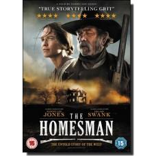 The Homesman [DVD]