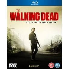 The Walking Dead: Season 5 [5Blu-ray]