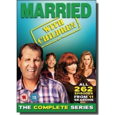 Married With Children - The Complete Series [34x DVD]