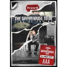 The Grindhouse Tour - Live At the O2 [DVD]