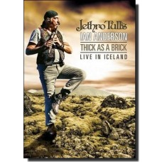 Thick As A Brick: Live In Iceland [DVD]