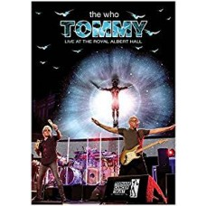 Tommy: Live At The Royal Albert Hall 2017 [DVD]
