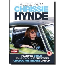 Alone with Chrissie Hynde [DVD]