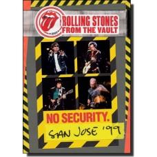 From The Vault: No Security San Jose '99 [DVD]