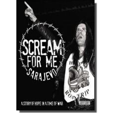 Scream for Me Sarajevo 1994 [DVD]