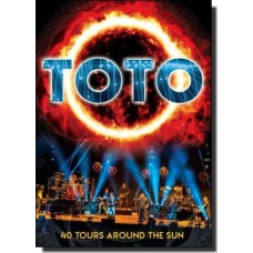 40 Tours Around the Sun [DVD]