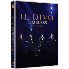 Timeless Live in Japan [DVD]
