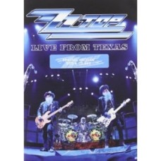 Live From Texas [DVD+CD]
