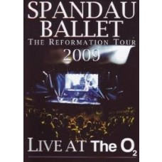 Live At The O2 - The Reformation Tour 2009 [DVD]