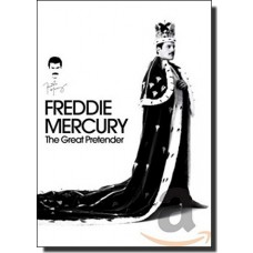 Freddie Mercury: The Great Pretender [DVD]