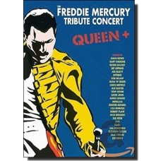 The Freddie Mercury Tribute Concert [3DVD]